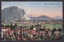 VERBANIA GRAVELLONA TOCE 24 GALINA DINAMO - OSSOLA Cartolina viaggiata 1940