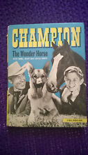 CHAMPION THE WONDER HORSE, 1958 Classic 1950's TV Series Collectable