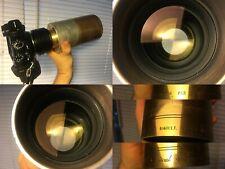 Kollmorgen 165mm f1.9 Projection,projector lens +Adapter for Fuji 50R,50S GF GFX