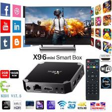X96 Mini Android 7.1 Smart TV BOX Quad core Multimedia Caja 2GB +16GB Media Play