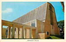 Rochester Minnesota~New Methodist Church Building~1959 Postcard