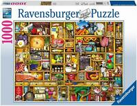 Ravensburger Kitchen Cupboard 1000 Piece Jigsaw Puzzle ~ Sale 2 for $30