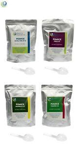 Pumice Powder Flour Assorted Grits Sizes Dental Lab Scaling Polishing Prophy 1Lb
