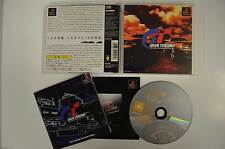 JEU SONY PS 1 Gran turismo the real driving simulator     (Japan)     complet