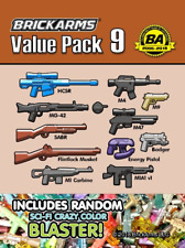 BRICKARMS Value Pack 9 compatible with Lego®