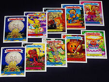 GARBAGE PAIL KIDS 2005 All New Series 4 Complete Set + Wrapper 80 Cards EX -ANS4