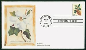 Mayfairstamps US FDC 1997 Flowr Ladybug First Day Cover wwp_65165