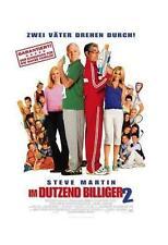 IM DUTZEND BILLIGER 2 FILMPOSTER CHEAPER BY THE DOZEN