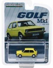 1974 VW Golf MK1 Volkswagen gelb Anniversary 1:64 GreenLight