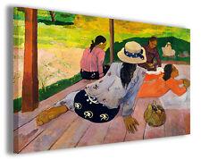 Quadri famosi Paul Gauguin vol IV Stampa su tela arredo moderno arte design