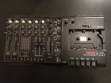 Fostex X 26 multitrack cassette tape recorder