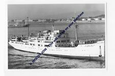 rp6054 - Spanish Ferry - Ciudad de Ibiza , built 1929 - photo 6x4