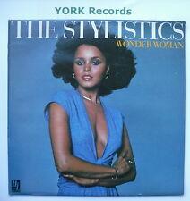 STYLISTICS - Wonder Woman - Excellent Condition LP Record H&L 9102 016