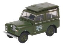 OX76LR2S003 - 1/76 Land Rover Serie II + SWB HARD TOP telefoni UFFICIO POSTALE