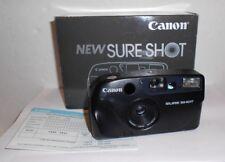 1989 Canon Sure Shot Prima Twin 28/48mm