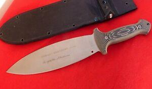 Boker Germany Combat Smatchet Applegate-Fairbarin mint full tang knife #412/1200