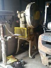 V&O 25 Ton OBI Press Brake , Model  25S