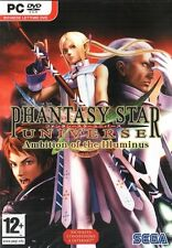 Phantasy Star Universe 2 PC DVD-Rom