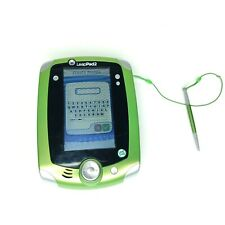 Leap Frog LeapPad 2 Explorer N2390 Green with Stylus and Manual