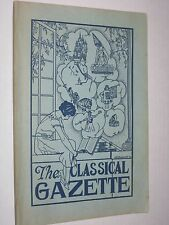 Lynn Classical High School Gazette - Vintage June 1923 Booklet - Lynn, Mass