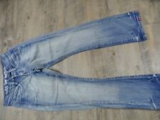 EDC by ESPRIT coole helle used look Jeans Gr. 34 short  HL917