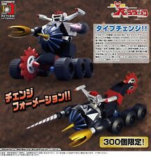 EVOLUTION TOY DYNAMITE ACTION HYBRID NO 01 CHOUJIN SENTAI BARATTACK BLACK COLOR