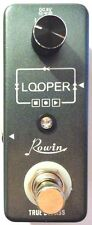 ROWIN LOOPER GTR effetto pedale True by-cavo USB-PASS-Software - 10 minuti di registrazione