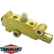 Bremsdruckregelventil - Bremsdruckregler - Proportioning valve