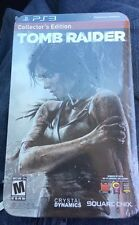 Tomb Raider Survival Collector's Edition New Sealed (Sony PlayStation 3, 2013)