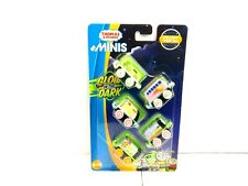 Fisher Price Thomas & Friends 5 Pack Glow in the Dark Minis Trains New Sealed