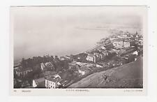 RPPC,Malaga,Spain,Vista General,Andalusia,c.1920s