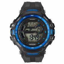 Sekonda Men's Digital Black Resin Strap Watch Model number 1520.05 RRP £49.99
