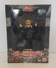 Death Note Misa Amane Limited Edition Collector's Figurine - New!