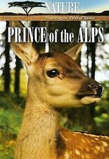Factory Sealed Nature Prince of the Alps The Life of a Red Deer Calf on DVD!