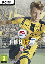 Game-Fifa 17 (Pc) (UK IMPORT) GAME NEW