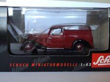 1:43 Schuco Mercedes 170V 02251