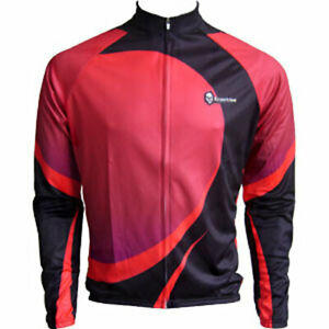 """Franklin Cycling Jersey / 'ASAHI' / UK size M (38-39""""chest) / Long sleeve"""