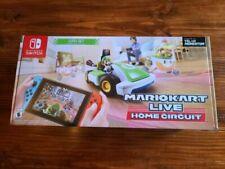 Mario Kart Live: Home Circuit Luigi Set New - Nintendo Switch - Fast Shipping