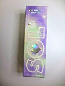 Sol Body Shimmering Dry Oil in Rainbow Glow 0.88 fl oz 26.00 mL Luxe Lightweight