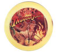 INDIANA JONES Pinball Machine NOS Original Promo Plastic Movie Scene WILLIAMS