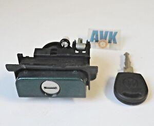 Heckklappenschloß 1 Schlüssel, VW Polo Classic 6KV2 Stufenheck Limousine