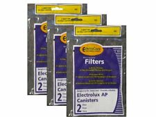 (6) Electrolux Aerus AP100 Canister Vacuum Hepa Micro electrostatic Filter