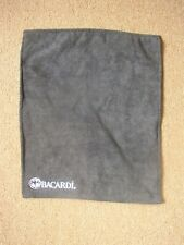 Bacardi Gray Bar Towel