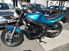 Suzuki GS500E Very Low Mileage Good Condition