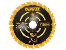 DEWALT Tools - Circular Saw Blade 190 X 30mm X 24t Corded Extreme Framing