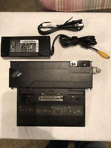 IBM Lenovo Type 2878 ThinkPad Docking Station AC Adapter T30 T40 R30 R40