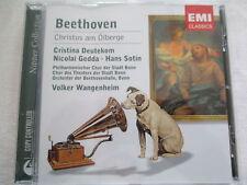 Beethoven: Christus am Ölberg - Wangenheim, Deutekom, Gedda, Sotin -CD Neuwertig
