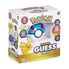 Pokemon Trainer Guess JOHTO EDITION Electronic Guessing Game Inc Field Guide NEW