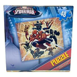 Spiderman 48 Piece Jigsaw Puzzle Fun