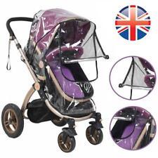 *UK Seller* PREMIUM Universal Baby Raincover Pushchair Buggy Stroller Pram Cover